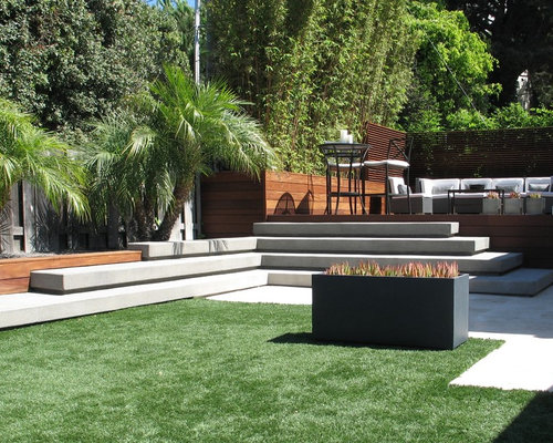 Small modern backyard home design ideas pictures remodel and decor - Easy steps redesign home contemporary home style ...
