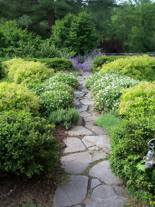 Stone Path Houzz