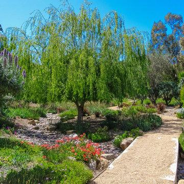 Hacienda-Style Estate in Rancho Santa Fe, CA