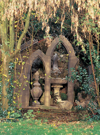get the mystery of a gothic garden for yourself