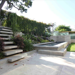 modern landscape by Presidio Tile