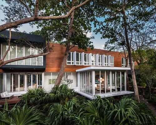 Contemporary Coconut Grove Outdoor Design Ideas