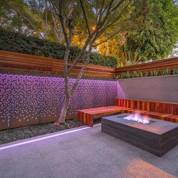Hammond Residence-Backyard Remodel-West Hollywood, CA