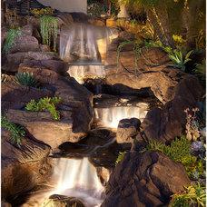 Tropical Landscape by Lifescape Designs