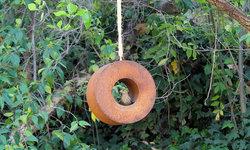 Hanging Sculpture: Garden Wildlife Habitat