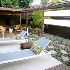 Modern Landscape by mscape design