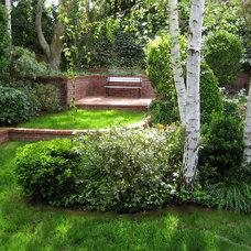 Traditional Landscape by Gilson Group Landscape Design