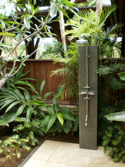 Tropical Garden by VITA Planning and Landscape Architecture