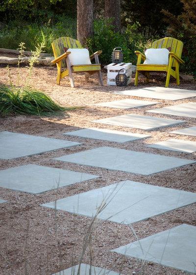 Eclectic Garden by B. Jane Gardens