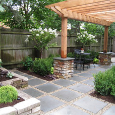 contemporary landscape by Heffernan Landscape Design