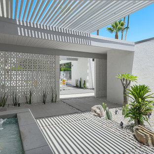 75 Most Popular Midcentury Modern Los Angeles Landscaping Design
