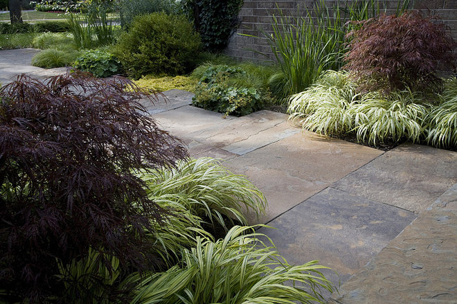 Landscape by The Garden Consultants, Inc.