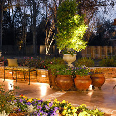 Traditional Landscape by Angelo's Lawn-Scape of LA