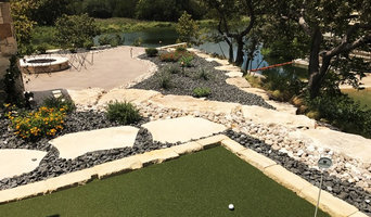 Hill Country Landscape Design and Installation