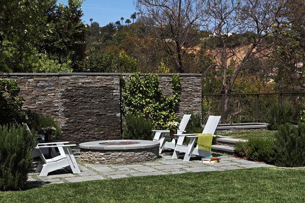 Traditional Landscape by Tim Barber LTD Architecture & Interior Design