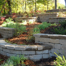 Traditional Landscape by Scenic Specialties