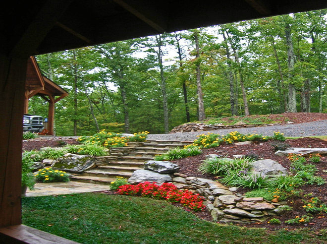 Landscape by Alderman Design Build