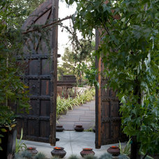 Contemporary Landscape by Lenkin Design Inc: Landscape and Garden Design