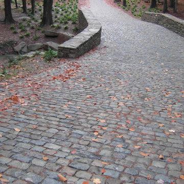 Historic European Cobblestone, upstate New York
