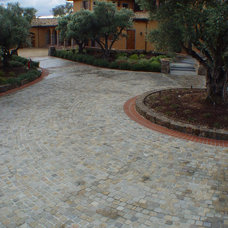 Traditional Landscape by Monarch Stone International
