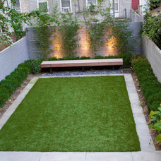Contemporary Landscape by Little Miracles Designs