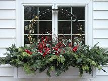 Weihnachtsdeko Haustür.Weihnachtsdeko Im Garten 15 1 Festliche Ideen