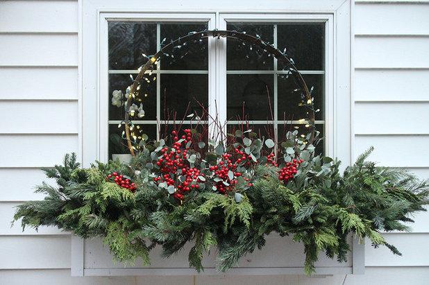Rustico Giardino Holiday window box