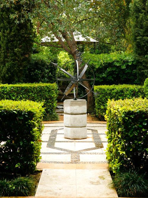 Italian garden houzz for Italian garden design