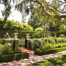 Traditional Landscape by Susan Cohen Associates, Inc.