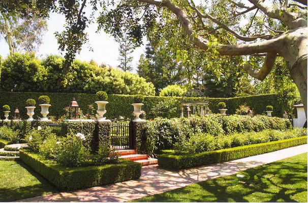 Traditional Landscape by Susan Cohen Associates, Inc.