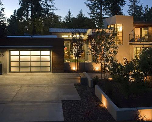 Best Concrete Driveway Design Ideas Amp Remodel Pictures Houzz