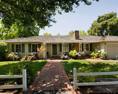 ranch style home curb appeal houzz ranch style home design this wallpapers