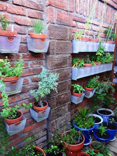 Inspiration: skab hyggekroge i haven med naturens egne materialer