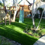 Flag Stone Traditional Landscape Dallas By