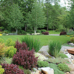 traditional landscape by Bliss Garden Design