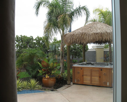 Tiki Hut Home Design Ideas, Pictures, Remodel And Decor