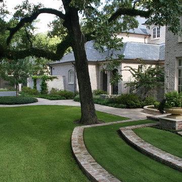 Houston Casual Landscape