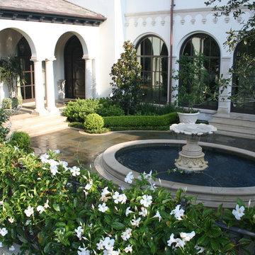 Houston Courtyard