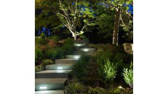 Houston Step Lights