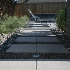 Contemporary Landscape Houzz Photo