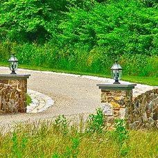 Traditional Landscape by Liquidscapes