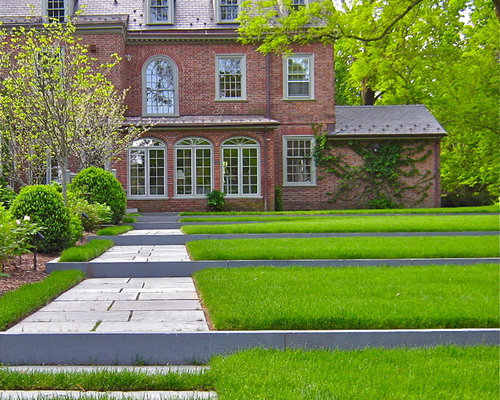 Lawn Terrace Design Ideas & Remodel Pictures | Houzz