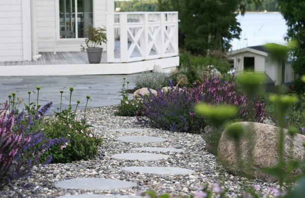 Skandinavisk Trädgård by Zetterman Garden Design AB