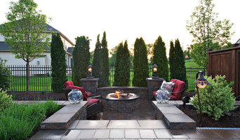 Indoor/Outdoor Entertaining for a radio personality