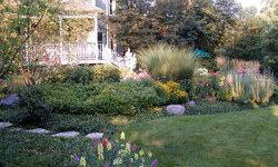 Informal Garden, Winnetka, Illinois