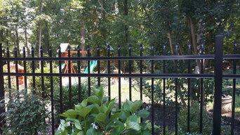 Installed Fences