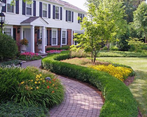 Front Walkway Landscaping Houzz
