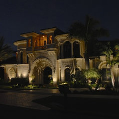 Association of outdoor lighting professionals harrisburg pa us 17112 iordanou residence 2015 lighting award of merit best mozeypictures Image collections