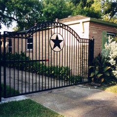 Custom Security Fence Amp Iron Works Llc Houston Tx Us