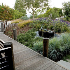eclectic landscape by Jeffrey Gordon Smith Landscape Architecture